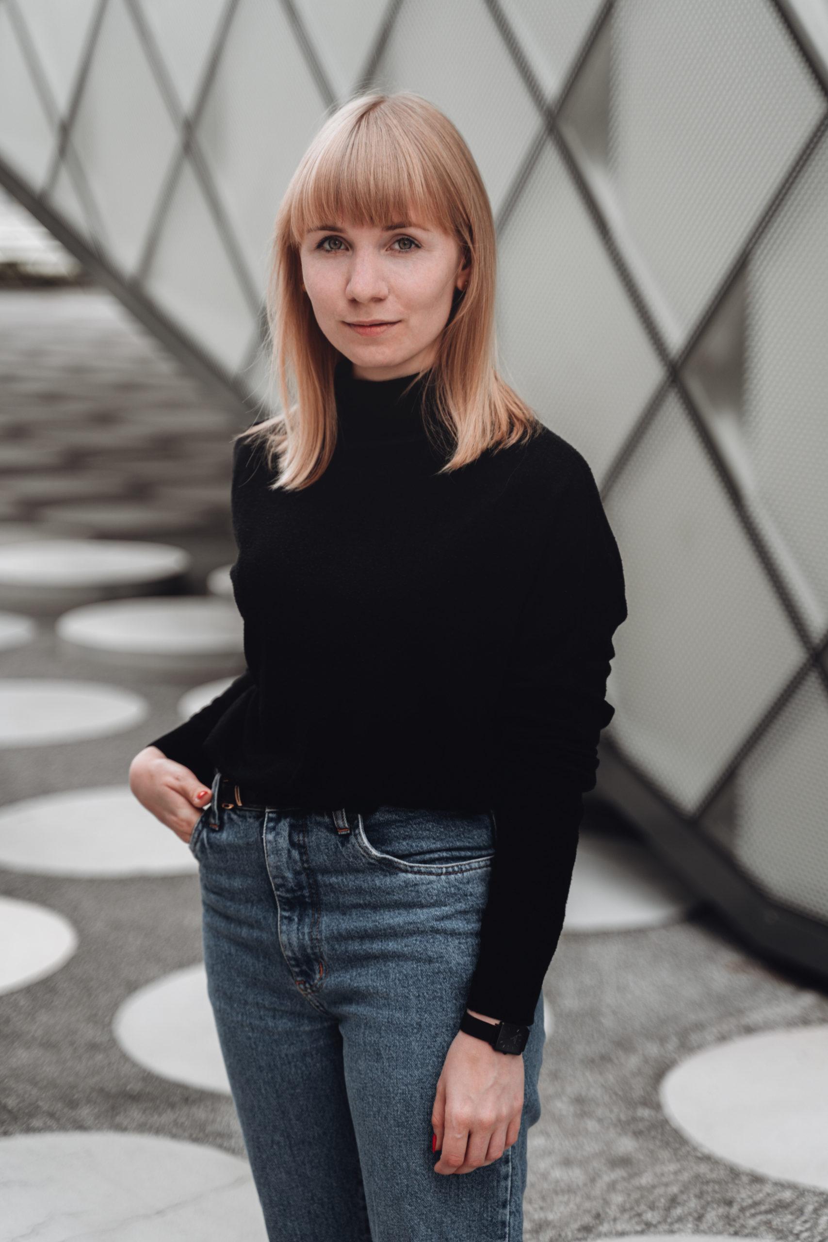 Melanie Wagner, Designerin aus Berlin